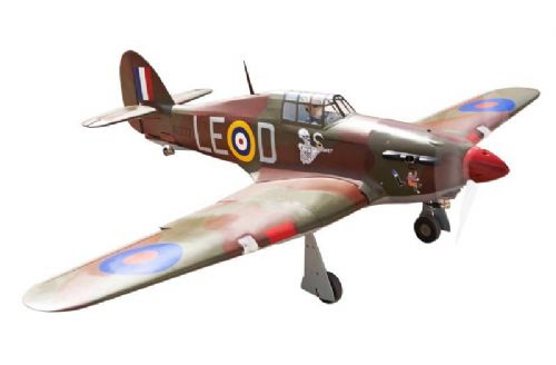 Seagull Hawker Hurricane 33cc 2.08m (82in) (SEA-273)